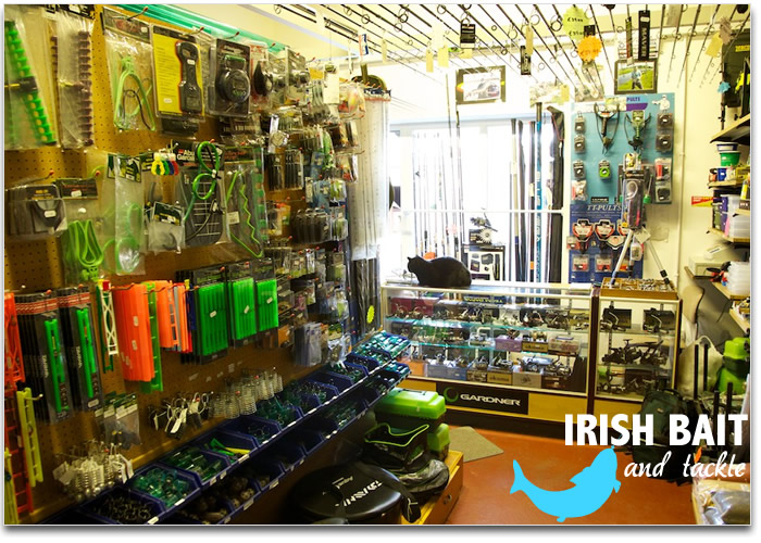 Fishing tackle ireland for Fishing bait store